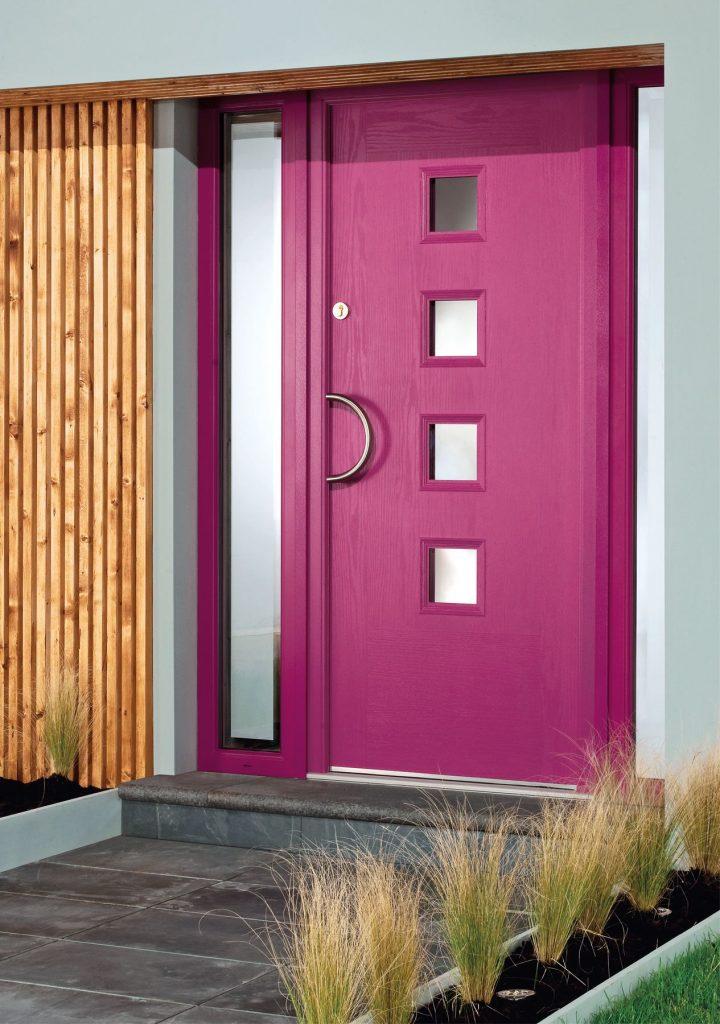 Traffic purple APP4 doors2