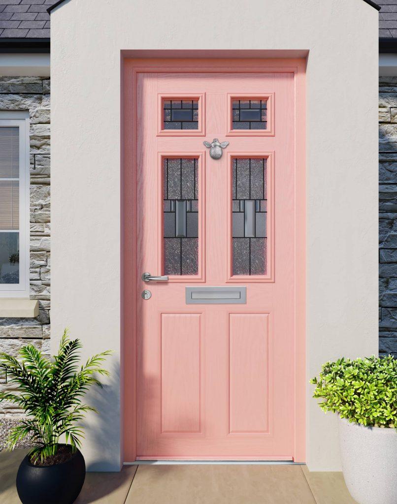 apeer pink door
